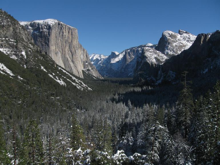 Yosemite Park - San Francisco