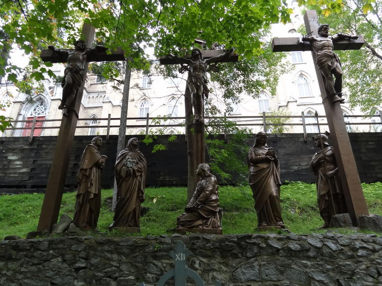 Stations of the Cross St. Anne - Quebec City