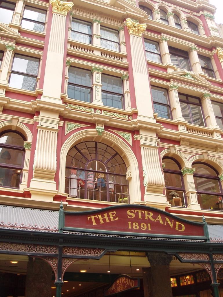 Strand since 1891 - Sydney