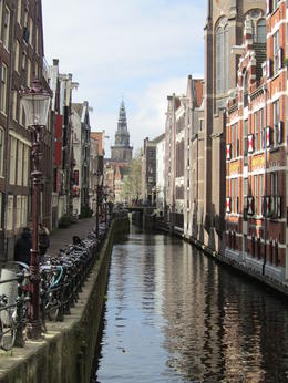 One of the many canals. , Maria H - April 2014