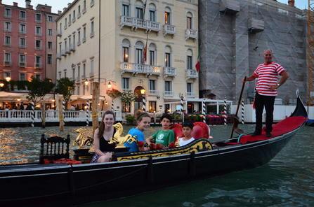 venice italy gondola cost - photo#5