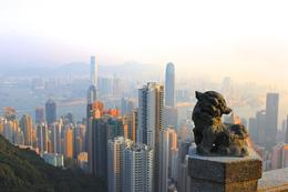 Victoria Peak Tram ticket included! , Chris M - February 2014