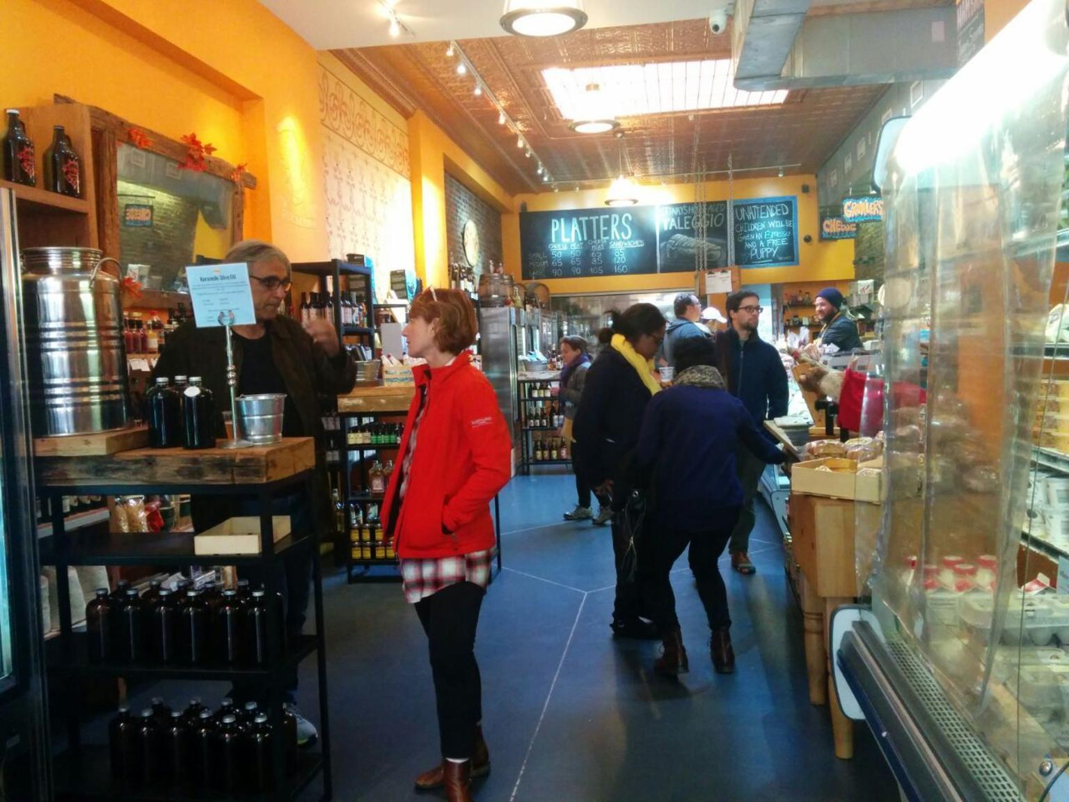 MÁS FOTOS, Brooklyn Bridge & DUMBO Food Tour