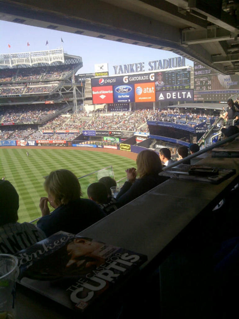 Yankees Stadium - New York City