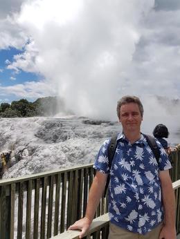 Rotorua Geyser , Matthew G - December 2016