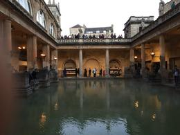 The Roman Baths , Nico P - January 2017