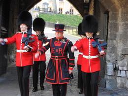 Tower of London Opening Ceremony , Nana - May 2017