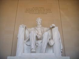 Lincoln Memorial, Jovanka P - September 2010