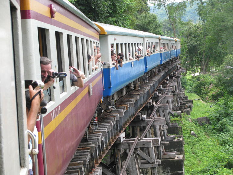 burma railway - Bangkok
