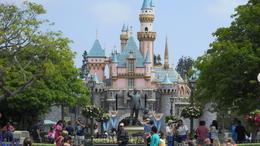 Sleeping Beauty's Castle - August 2013