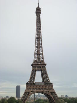 Eiffel Tower! , Allan G - June 2012