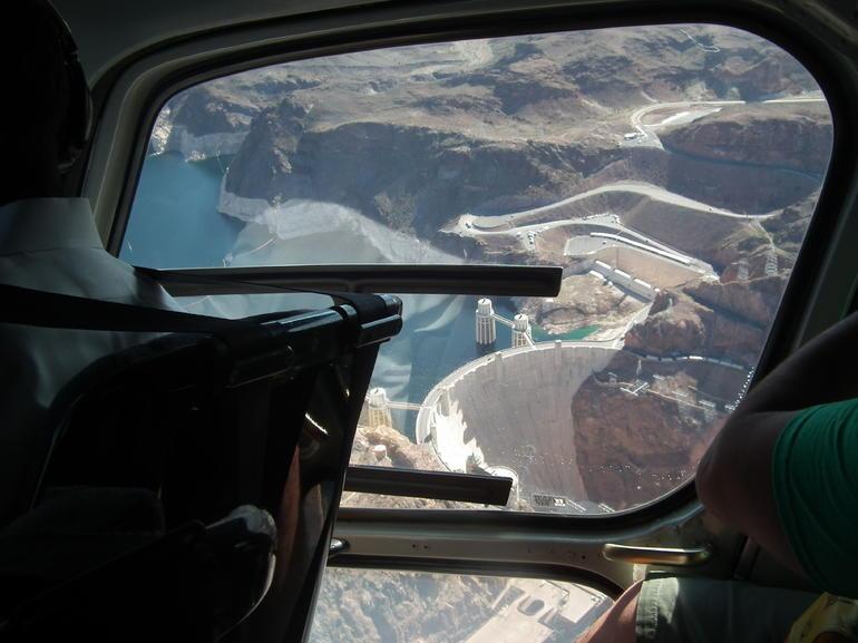 Flight too the Grand Canyon - Las Vegas