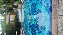 Gorgeous Pool At Graycliff , Anna R - November 2015