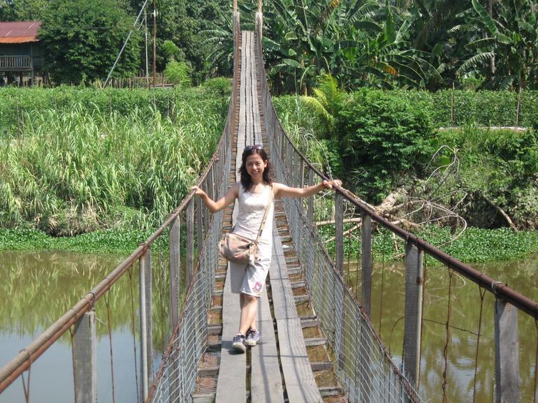 Hanging Bridge - Kota Kinabalu
