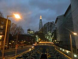 Visite faite en fin d'après midi, à la nuit tombée ; Londres illuminée est magnifique !!!!!! , Marylene R - November 2014