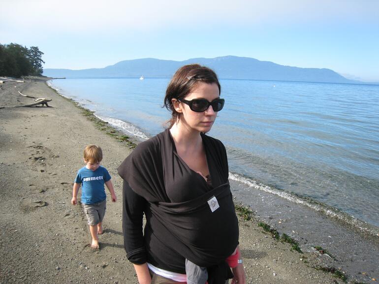 Lummi Island - Washington