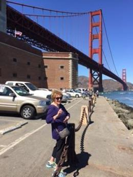 This is my favorite stop on the tour. Not only is the fort great, but the unique view of the bay and the Golden Gate bridge is a treasure. , Boris G - October 2016