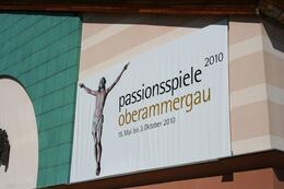 A stop between tours brought us to Oberammergrau. Famous for its passion play., Mark B - April 2009