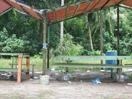 Condition of other Tours BBQ areas, Mark C - June 2010
