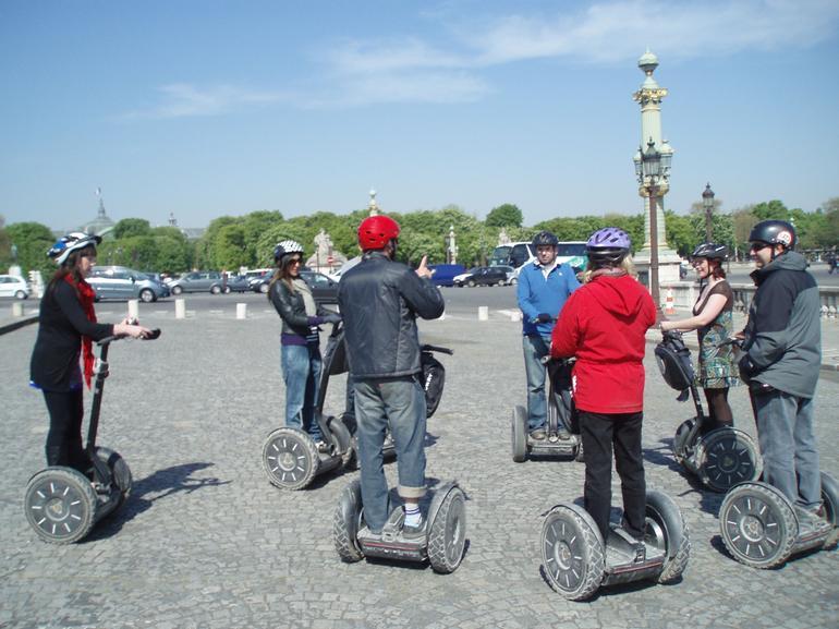 Our group - Paris