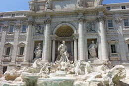 Trevi Fountain , ccberg10 - July 2016