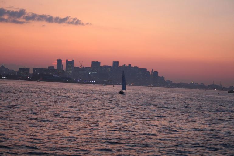 Sunset - Boston