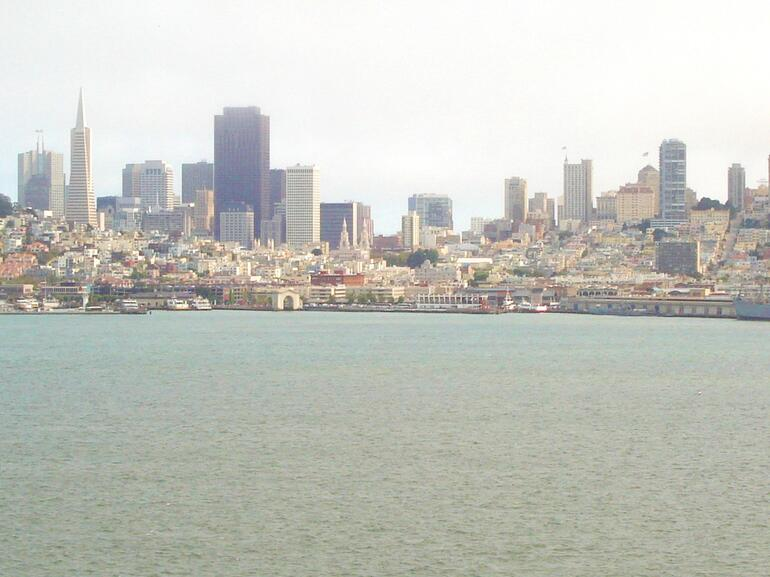 The City by the Bay - San Francisco