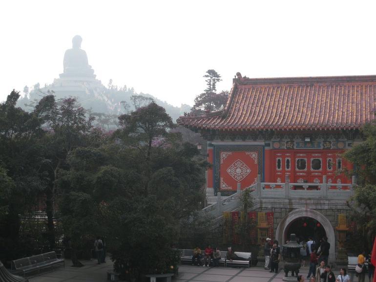 Tian Tan Buddha Statue - Hong Kong