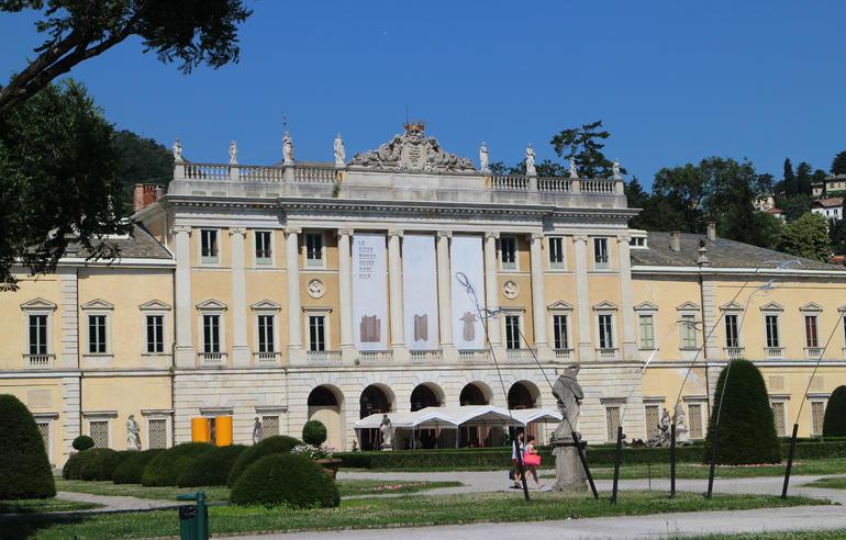 Villa Olmo - Como - Milan