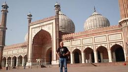 Jama Masjid , Juan L - March 2017