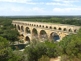 Pont do Gard!!! , Nancy B - August 2017