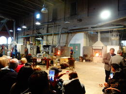 Glassblowing demonstration and gallery were very interesting. , Darren R - January 2018