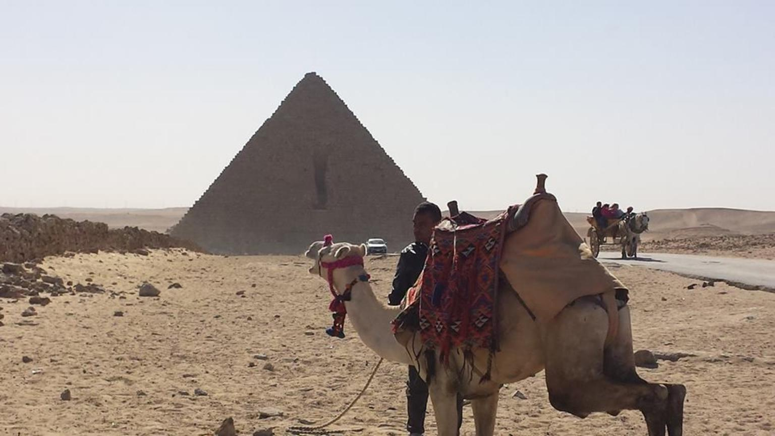 MÁS FOTOS, Trusted Private Half-Day Trip to Giza Pyramids with 30 M Camel-Riding