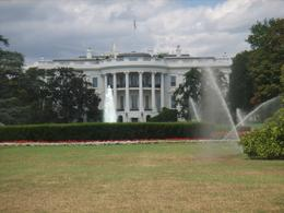 The White House, Jovanka P - September 2010
