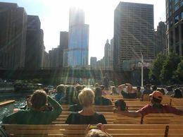 Chicago Architecture River Cruise, Julianne B - June 2016