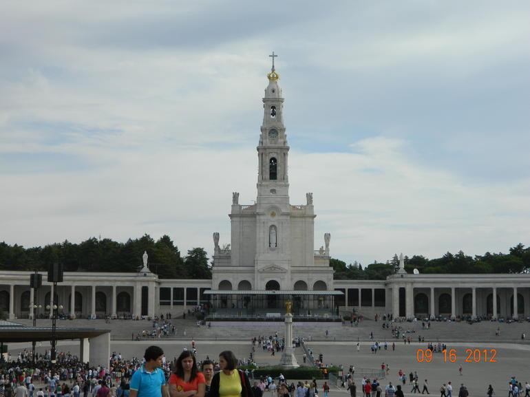 Basilica of Fatima - Lisbon