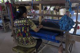 We visited Sari Amerta factory and shop where we was introduced to the traditional handmade Batik and weaving methods of Bali. , Johann P - August 2016