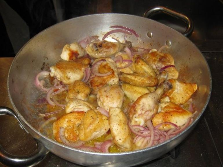 Chicken - Florence
