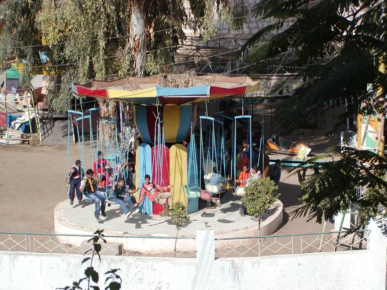 Children's Park at Fayoum - Cairo