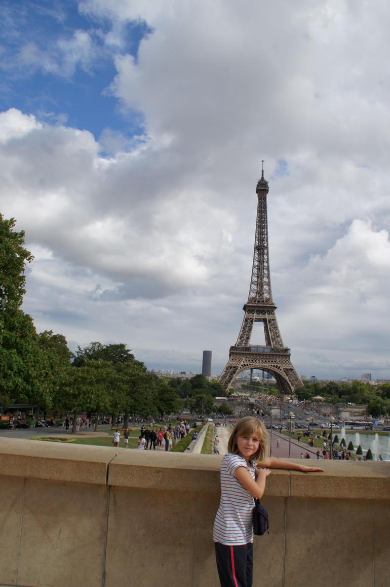 découvrir la capitale à 7 ans ! - Paris
