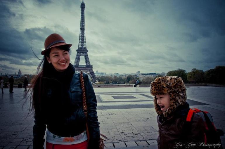 Eiffel. - Paris