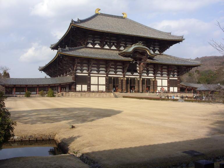 Japan Nara temple - Tokyo