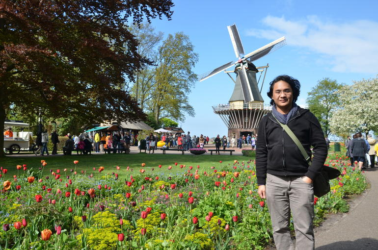 keuekenhof gardens - Amsterdam