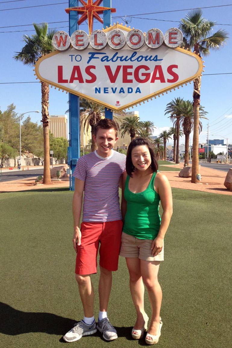 Las Vegas Sign - Las Vegas