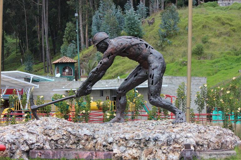 Miner - Bogotá