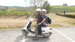 This tour was excellent. We had so much fun riding around. Our tour guides, Serena and Matteo were great! , lmariescott - October 2016