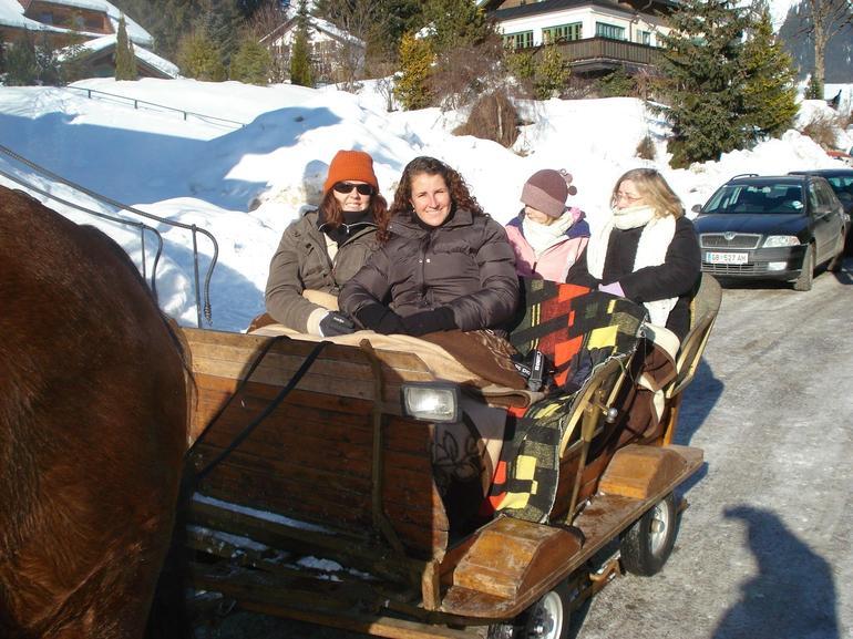 Our sleigh - Salzburg