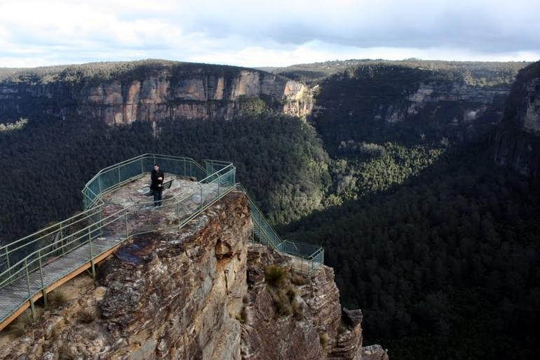 Pulpit Rock, Grose Valley - Sydney