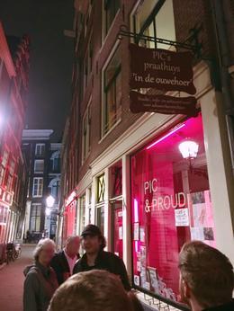 Condom Shop is closed. , Peter G - October 2017