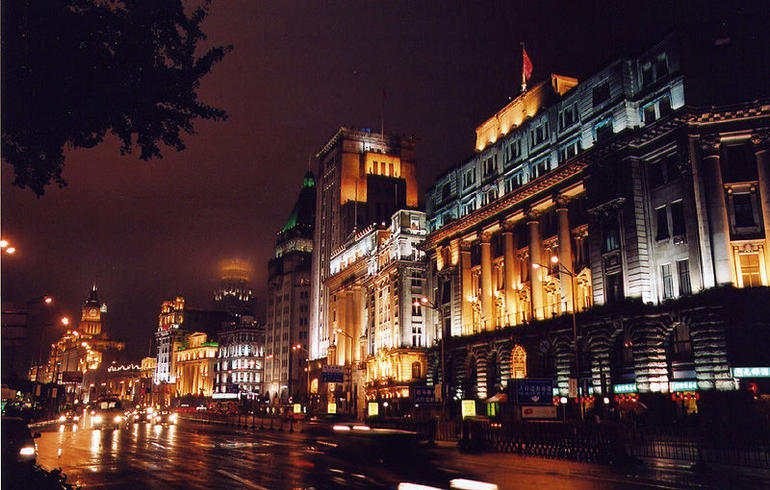 Shanghai - Hangzhou